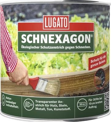 """Das """"Lugato""""-Design ist vor allem in Baumärkten zu finden."""